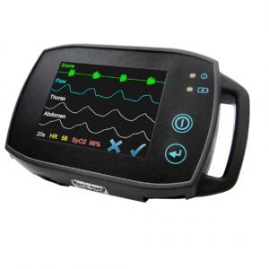 Nieinwazyjny pomiar ciśnienia tętniczego przez 24h (producent: SOMNOmedics)