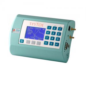 Pomiar skurczowego ciśnienia tętniczego krwi (producent: Atys Medical)